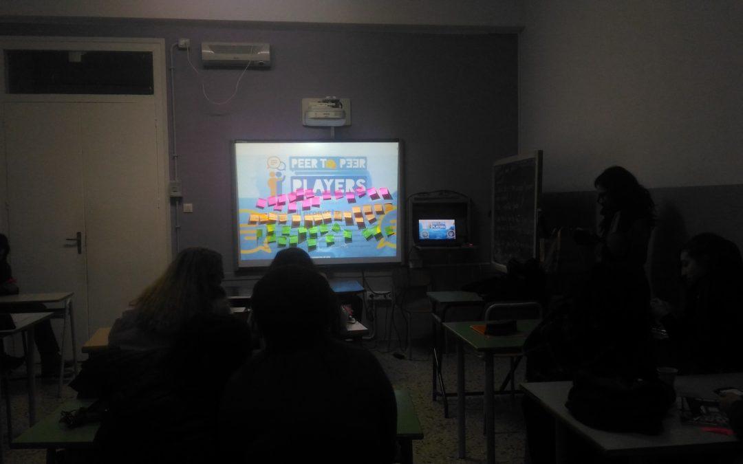 Nelle scuole del centro storico di Palermo una rete di giovani peer-counselors a supporto dei loro compagni di scuola: il servizio di Peer to peer players